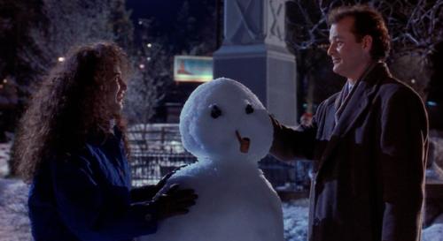 The snowman shop