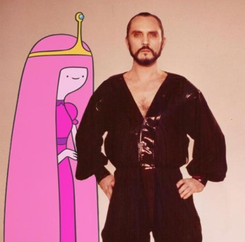 Zod and Princess Bubblegum