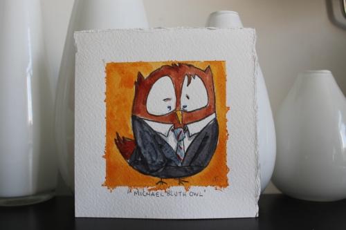 michael bluth owl